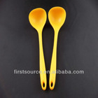 2012 small size silicone soup spoon factory