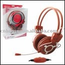 New model headset with microphone