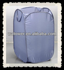 Foldable fabric collapsible basket