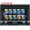 Double din car dvd with GPS