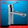 zinc round basin mixer faucet