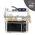Multi-purpose kitchen storage rack
