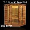 infrared sauna house with CE,TUV,ETL,EMC,ROHS
