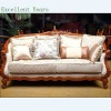Federal style antique sofa set WHT-SF-812