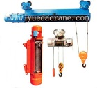 0.5 ton to 20 ton Monorail Hoist, Wire Rope Electric Hoist