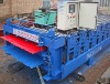 double layer roof tile machine