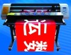 advertising laser banner printer machine