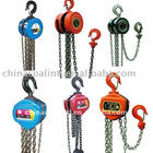 CC-A 622 chain block lifting