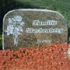 Grabsteine Paradiso Granite Tombstone