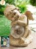 Garden Cherub Ornaments Statue