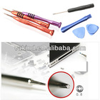 10 in 1 Opening Repair Pry Disassemble Tool Kit for iPhone 4S 4 3GS with Screw