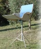 BBQ solar cooker