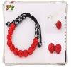 2012 Latest Fashion Shamballa Jewelry Wholesale Set