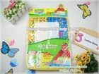 RUSSIAN LETTERS FREE SHIPING 2 PIECES LOT 35*38 cm Supply of children's toys, Russian water canvas learning blanket, WATER MAT