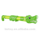 Newest plastic crocodile water gun toys for kid