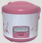 deluxe rice cooker(jar rice cooker), pink color,automatic cooking