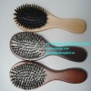WHOLESALE TOP QUALITY hog bristle hair extension brush