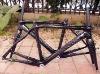 carbon bicycle frameset&carbon road frameset&carbon cyclo cross frame &fork FM058