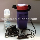 travel bottle warmer for car & family