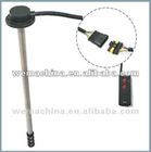 GPS tracking system with high resolution capacitance capacitive level sensor JS67015-500mm