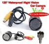 (Manufacture)high Quality, low price,26diameter car Night Vision camera with LED