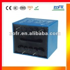 Encapsulated industrial frequency transformer