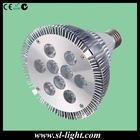 12W indoor CE,C-TICK,FCC , LED RAR light PAR38 spot light