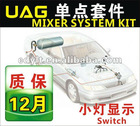 (switch,Emulator,Mixer,regulator,Pressure sensor)CNG/LPG Mix system kits