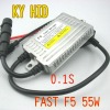 2012 newest fast start hid ballast F5 55W 0.1S