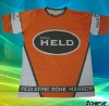 OEM t shirt design with 100% polyester