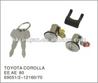 Auto Right left door lock of TOYOTA HIACE LH 10 11 124 RZH 10 11 125