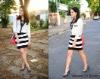 women knit skirt