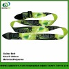2013 nice sublimation printed guitar strap