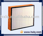 Hepa air filter (without clapboard)