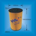 Oil filter element for VOLVO bus 20998807