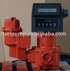 FMC Rotary Vane Flow meter/LC Positive Displacement Flow Meter/Fuel Dispenser Flow Meter/Diesel Gas Petroleum Flowmeter