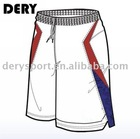 Basketball Shorts Design