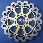 front floating 7075 brake rotor for motorcycle model R6 ,R1