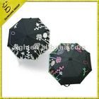 polyester with silver coating fabric sun umbrella