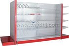 Metal Supermarket gondola shelving-Good for display Articles for daily use