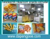 Jinan Eagle company manufacturing cheese snacks production line, cheese snacks making plant