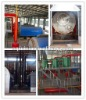 2012 life long & high oil rate waste tyre oil extraction machine
