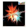 inflatable star led inflatabledecoration for party (cone-150)