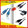 USB 2.0 Cable Types