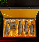 Fine art souvenir of terracotta warriors gift
