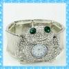 DK351 fashion jewelry bangle colorful watch