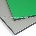 Aluminium cladding sheet