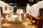 Antique furniture hotel bedroom set YB-248