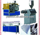 Braided PVC suction pipe manufactruing machine
