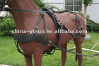 tall horse saddle trolley Horse harness